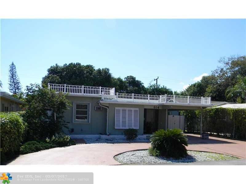 614 NE 26th St, Wilton Manors, FL 33305