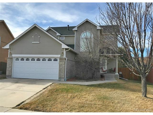 4821 Tawny Ridge Drive, Colorado Springs, CO 80916