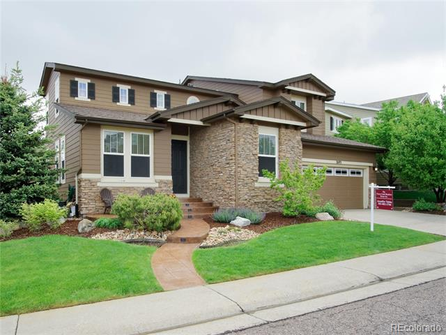 2693 Pemberly Avenue, Highlands Ranch, CO 80126