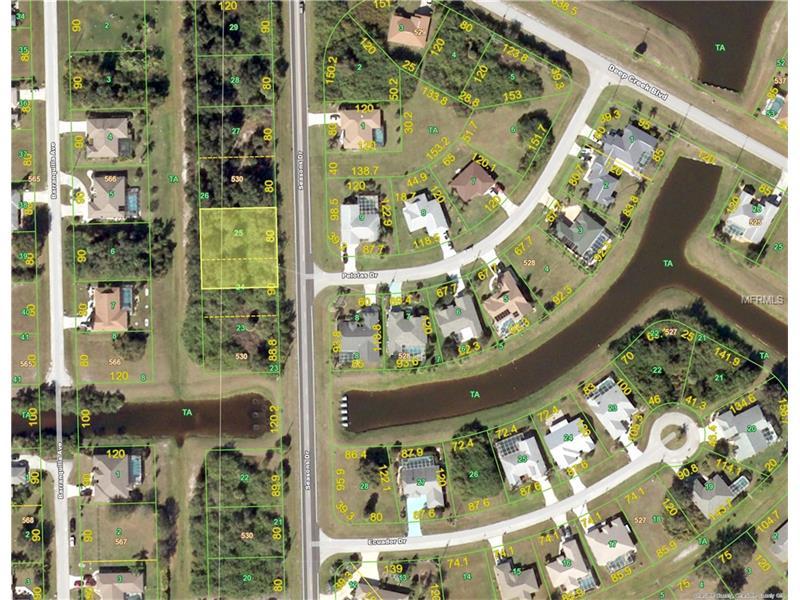 301 SEASONS DRIVE PORT CHARLOTTE, Florida