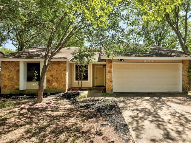 3603 Cornerstone St, Round Rock, TX 78681
