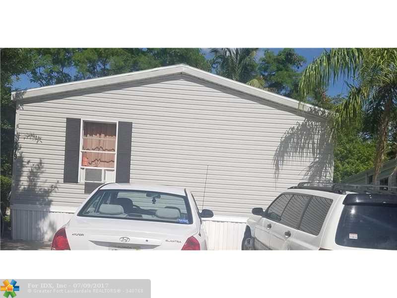 6800 NW 39 AVENUE LOT 279, Coconut Creek, FL 33073