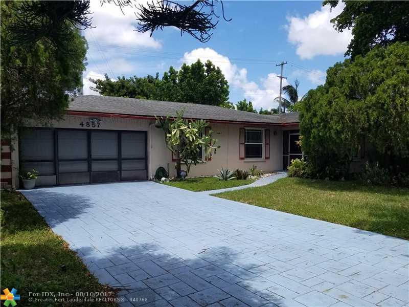 4857 NW 9th St, Plantation, FL 33317