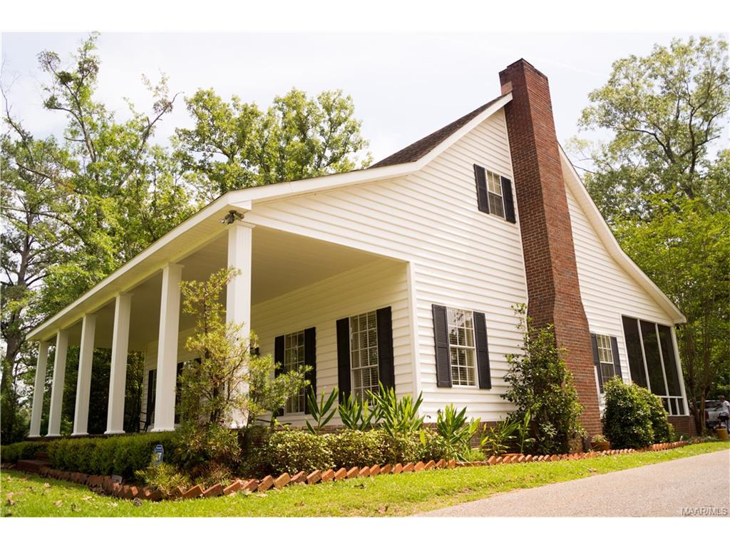 18882 Old Pike Road, Fitzpatrick, AL 36029