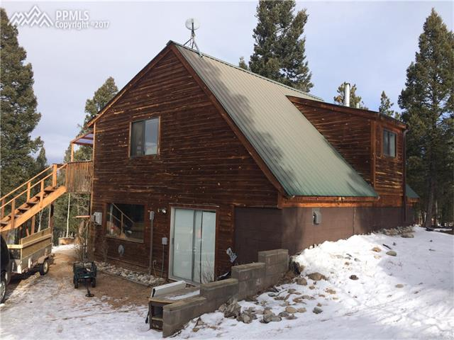 939 Indian Creek Road, Florissant, CO 80816
