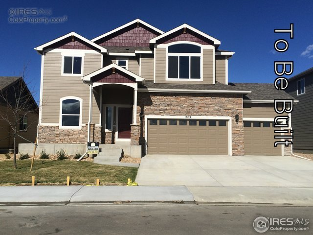 1456 Moraine Valley Dr, Severance, CO 80550