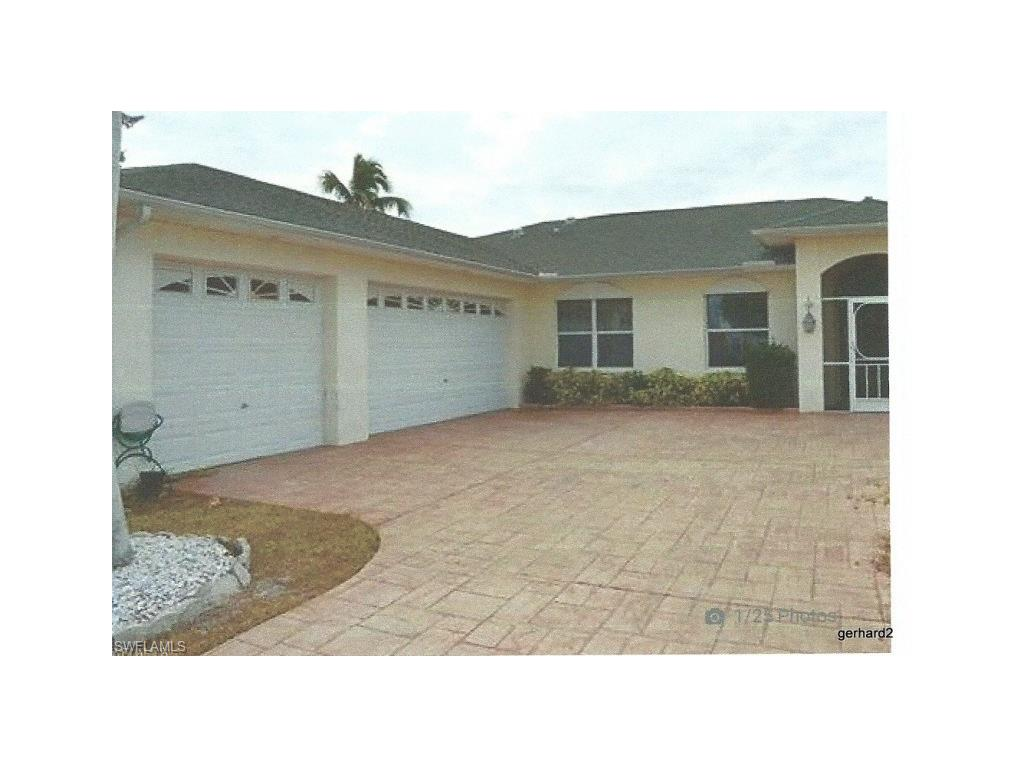 826 SW 47th ST, CAPE CORAL, FL 33914