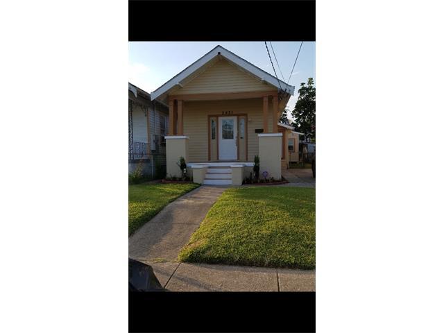 2421 JASMINE Street, New Orleans, LA 70122