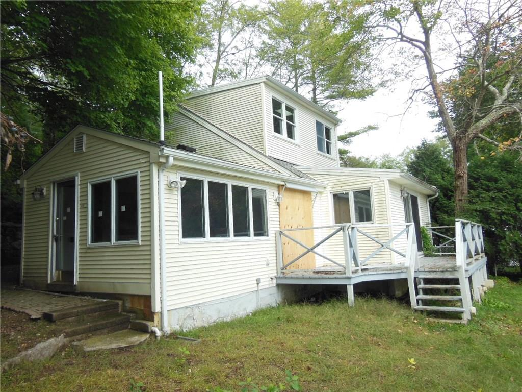 108 WEST SHORE RD, Exeter, RI 02822