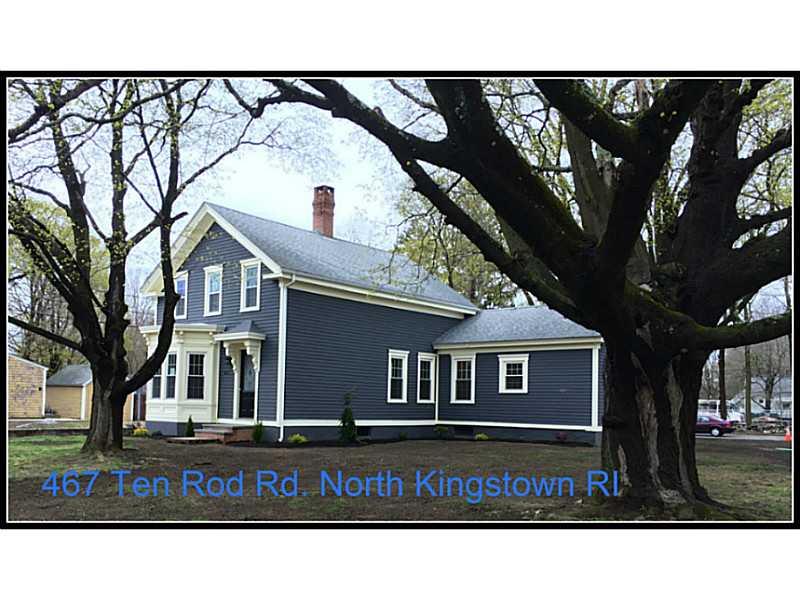 467 TEN ROD RD, North Kingstown, RI 02852