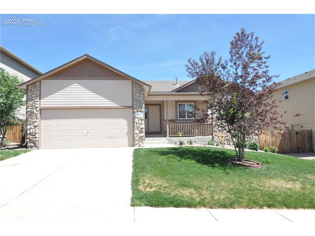 7468 Wind Haven Trail, Fountain, CO 80817