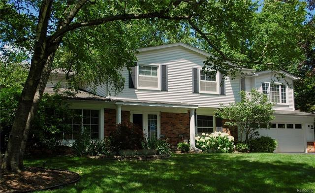 6919 CANDLEWOOD Trail, West Bloomfield Twp, MI 48322