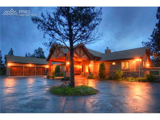 45 Leisure Lane, Woodland Park, CO 80863