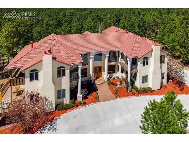 1110 Cambrook Court, Monument, CO 80132