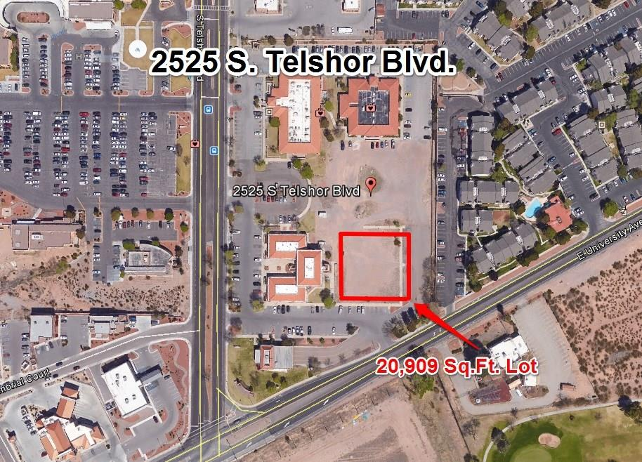 2525 S Telshor. Boulevard 1 of 2, Las Cruces, NM 88011