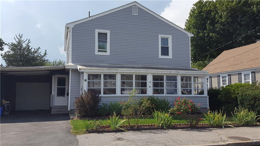 83 Ashburne ST, Pawtucket, RI 02861