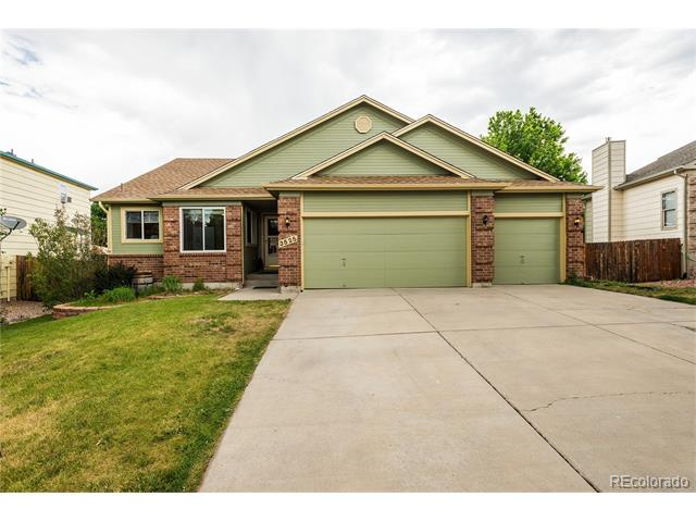3525 Cowhand Drive, Colorado Springs, CO 80922