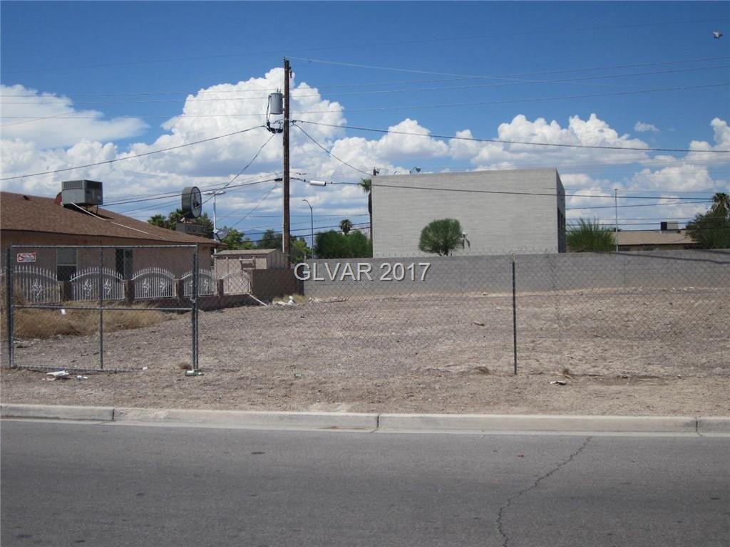 *Own one of the larger lots on this block* Near so many, many amenities on East Charleston and convenient to US 95. Build your own perfect home!  Investors......great opportunity here! Check it out!