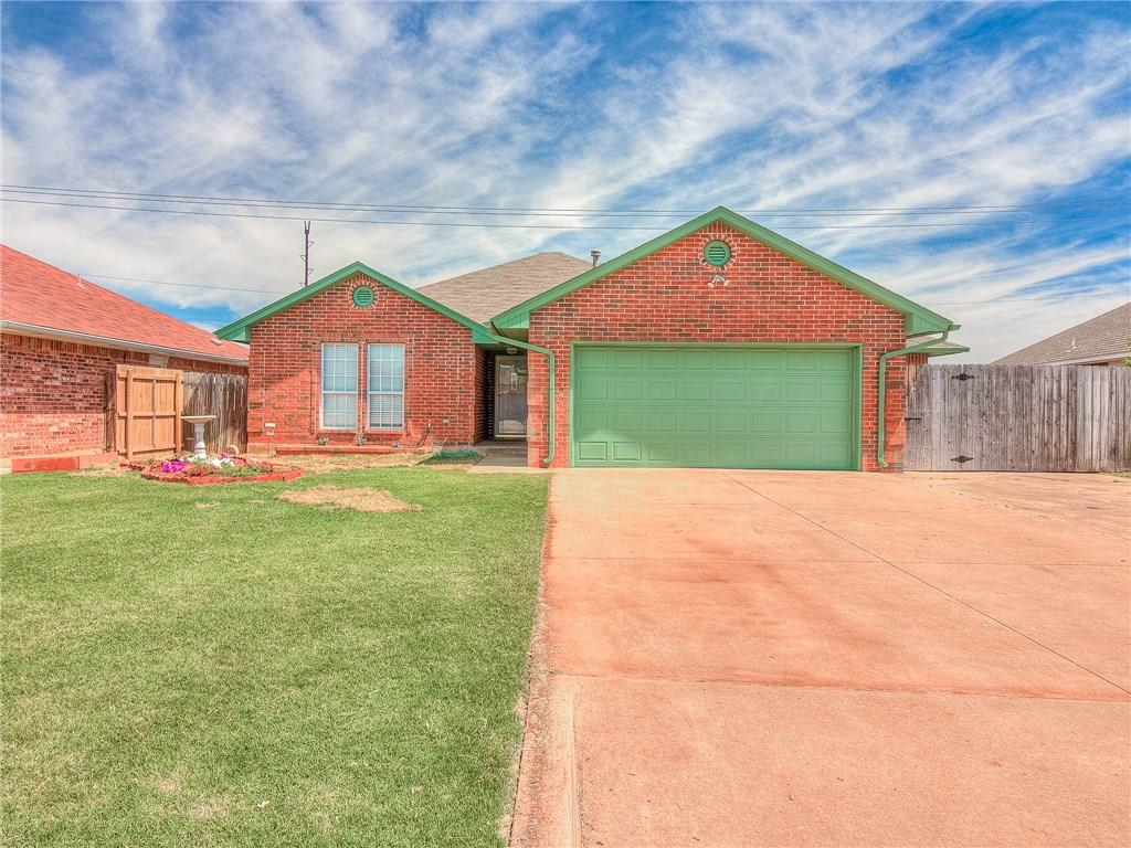 313 W Twisted Branch Way, Mustang, OK 73064