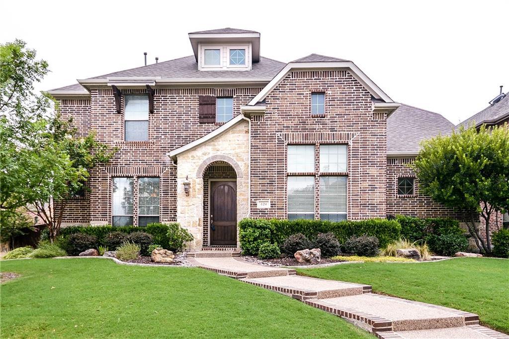 424 S Hampton Court, Lewisville, TX 75056