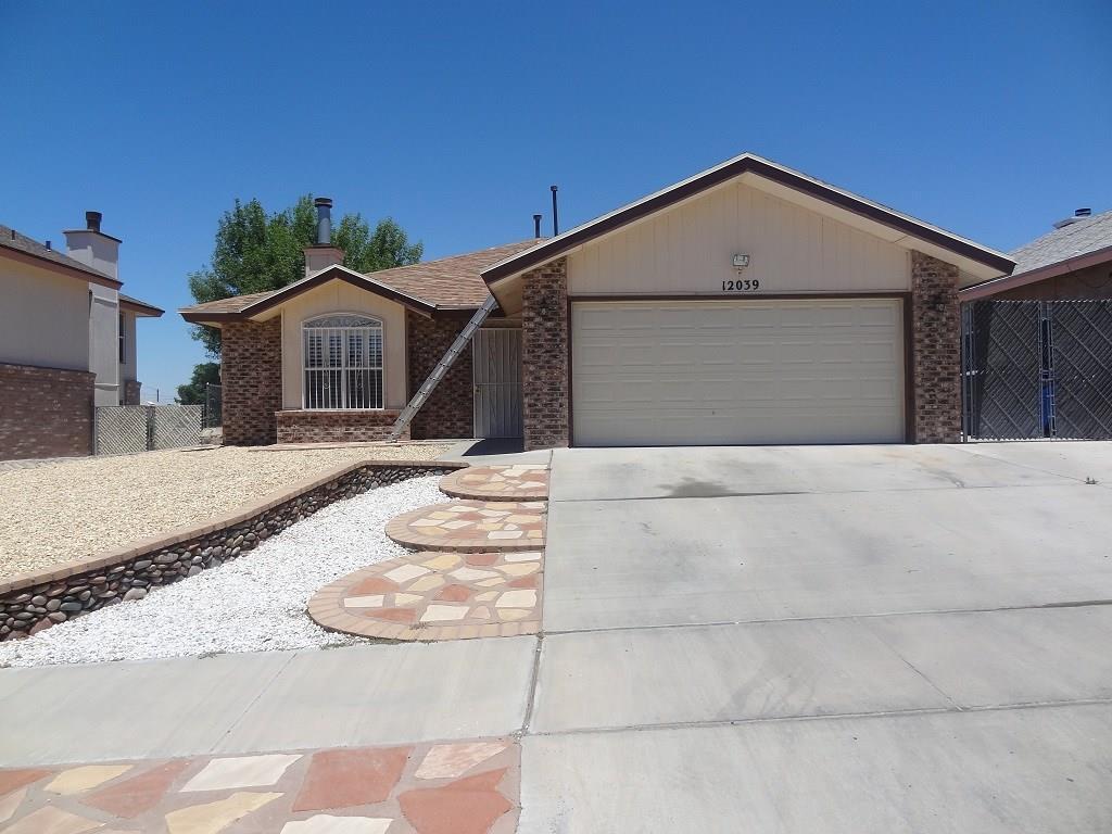 12039 PAUL KLEE, El Paso, TX 79936