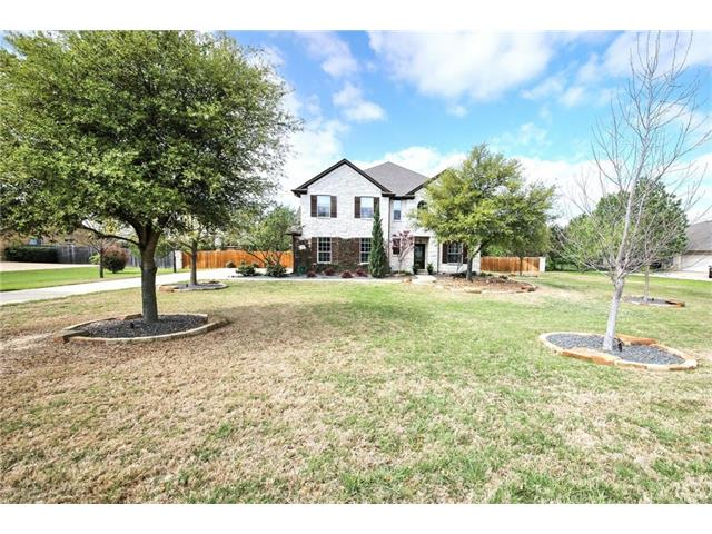 317 Bronco Blvd, Liberty Hill, TX 78642