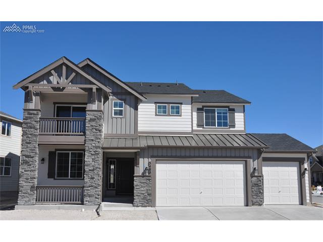 5480 Paddington Creek Place, Colorado Springs, CO 80924