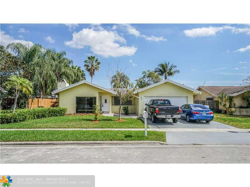 640 NW 49th Ave, Coconut Creek, FL 33063