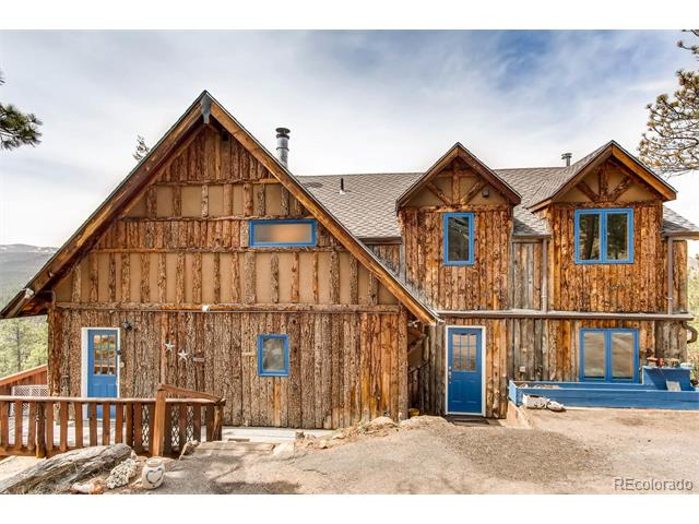 4903 S Indian Trail, Evergreen, CO 80439