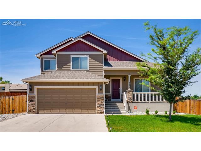 7973 Pinfeather Drive, Fountain, CO 80817