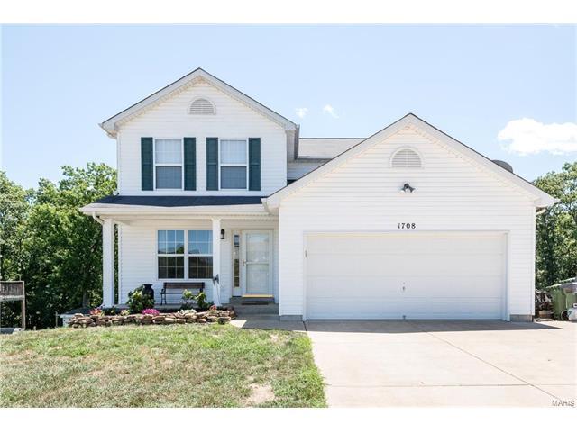 1708 Saint Charles Drive, Hillsboro, MO 63050