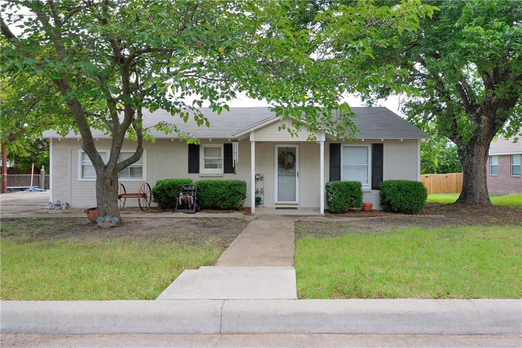 709 E 4th Street, Weatherford, TX 76086