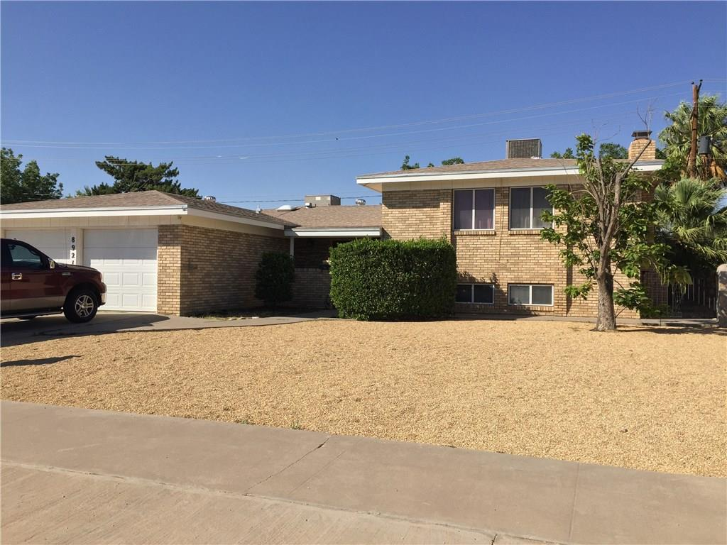 8921 El Dorado Drive, El Paso, TX 79925