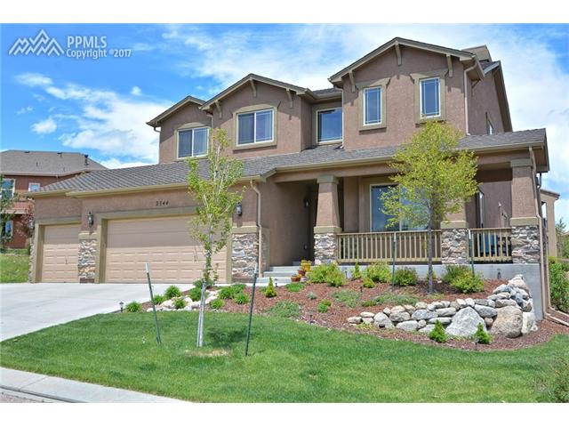 2344 Cinnabar Road, Colorado Springs, CO 80921