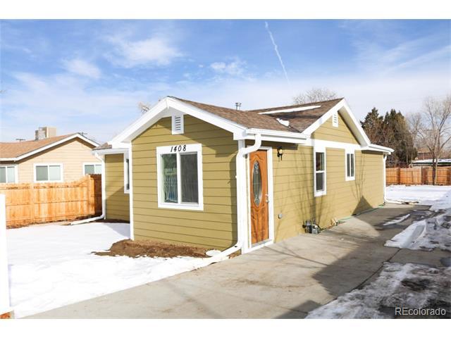1408 Harlan Street, Lakewood, CO 80214