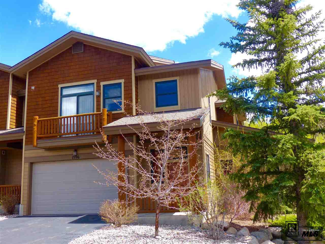 1596 Moraine Circle, Steamboat Springs, CO 80487