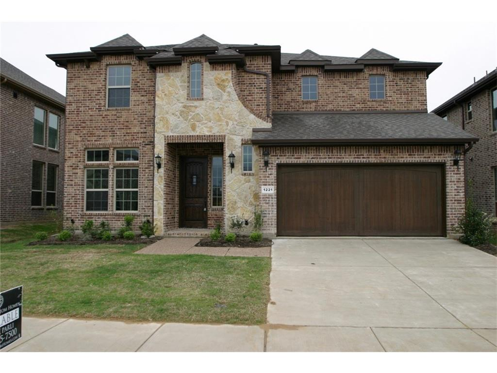 1221 MIST FLOWER Drive, Little Elm, TX 75068