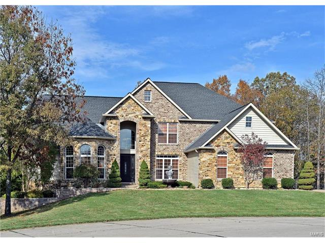 1027 Sycamore Creek Drive, Wentzville, MO 63385