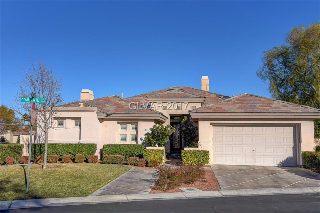 216 VALIENTE Street, Las Vegas, NV 89144