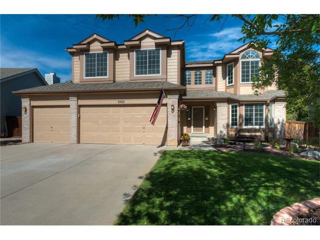 9469 Bellmore Lane, Highlands Ranch, CO 80126
