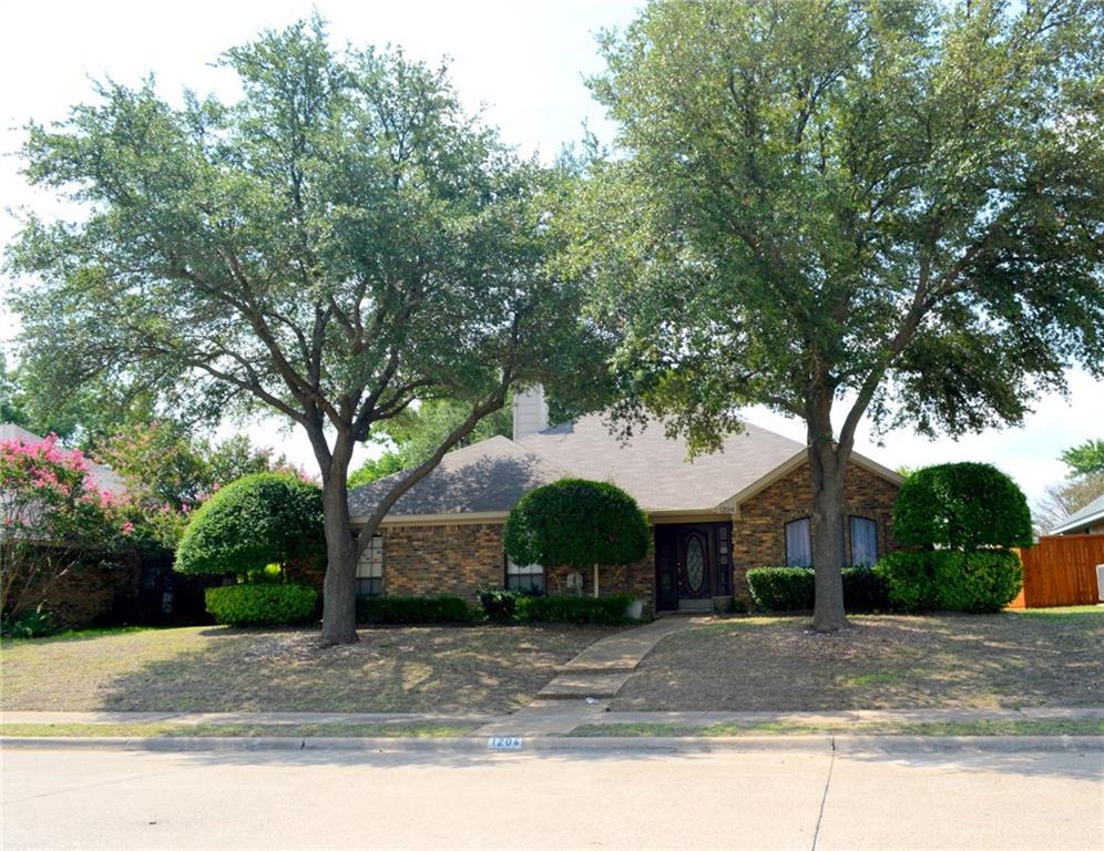 1204 High Meadow Drive, Allen, TX 75002