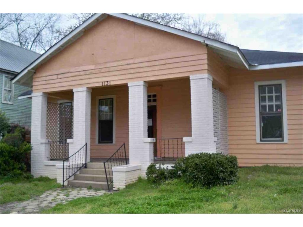 1131 S Hull Street, Montgomery, AL 36104