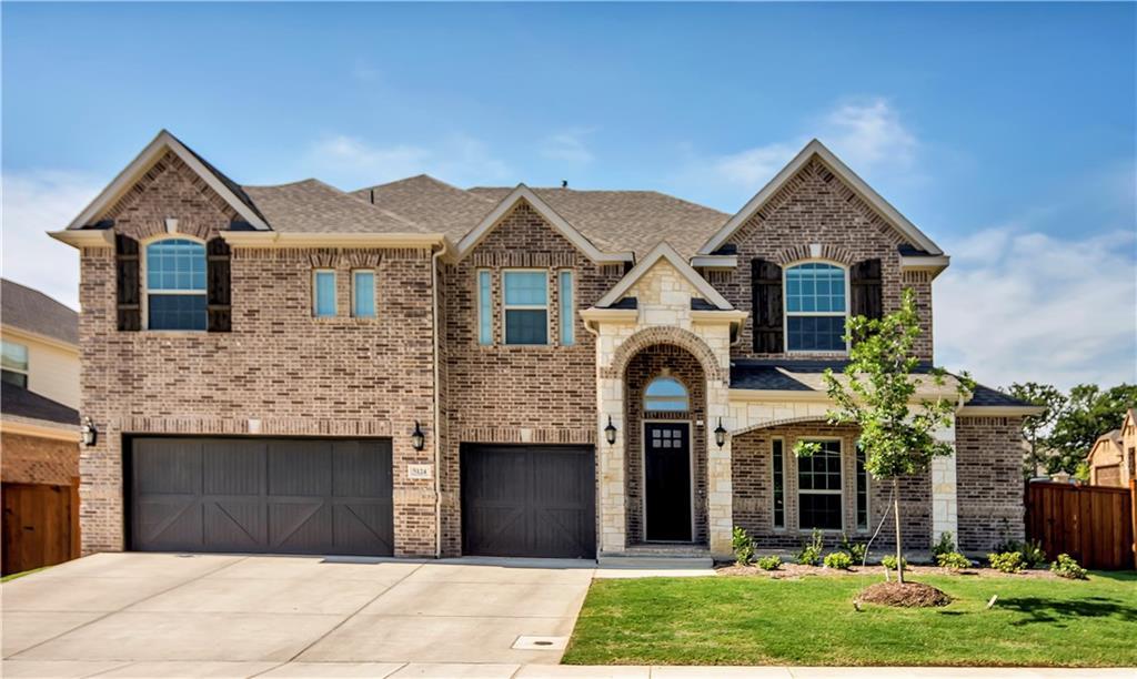 5124 Windstone Drive, Fort Worth, TX 76244