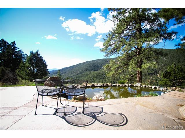 23906 Bent Feather Road, Conifer, CO 80433