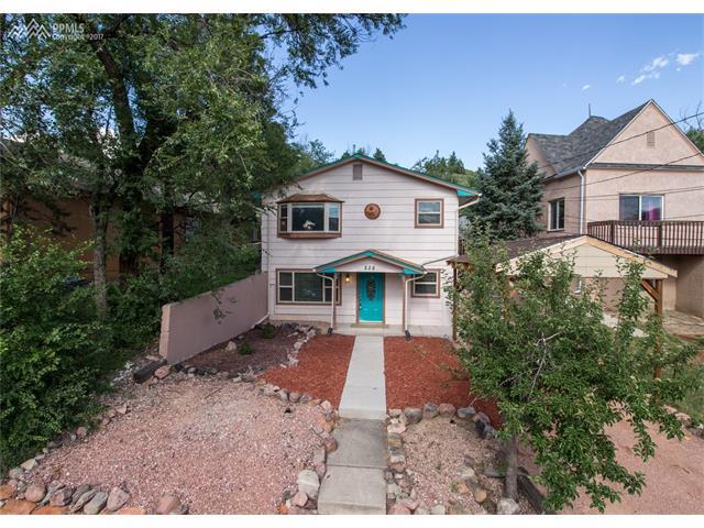 828 W Kiowa Street, Colorado Springs, CO 80905