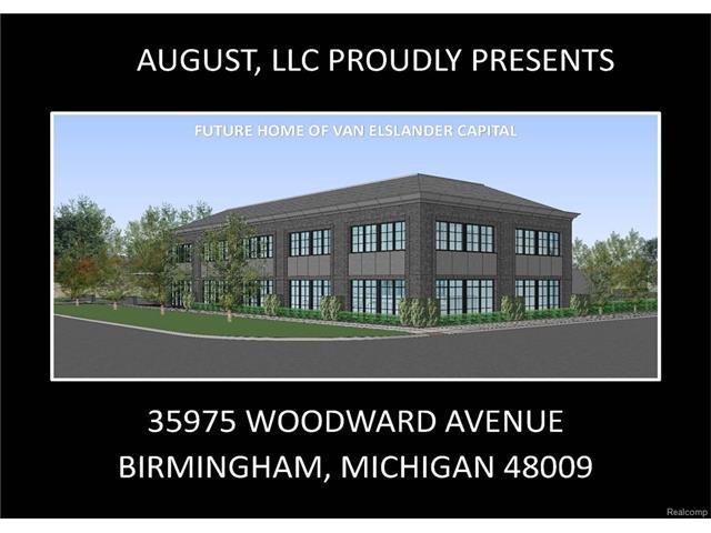 35975 Woodward Avenue S, Birmingham, MI 48009