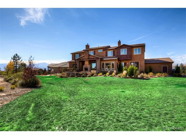 9891 Highland Glen Place, Colorado Springs, CO 80920