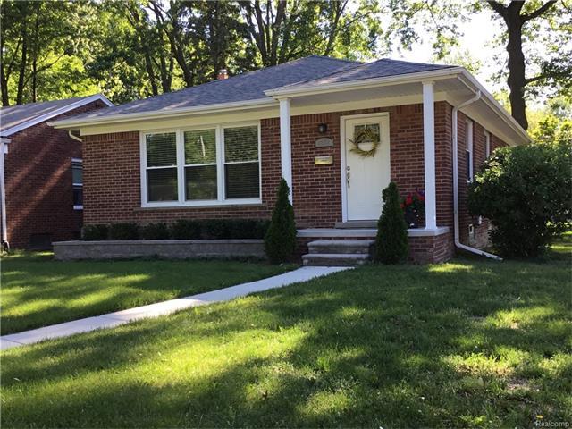2602 N VERMONT Avenue, Royal Oak, MI 48073