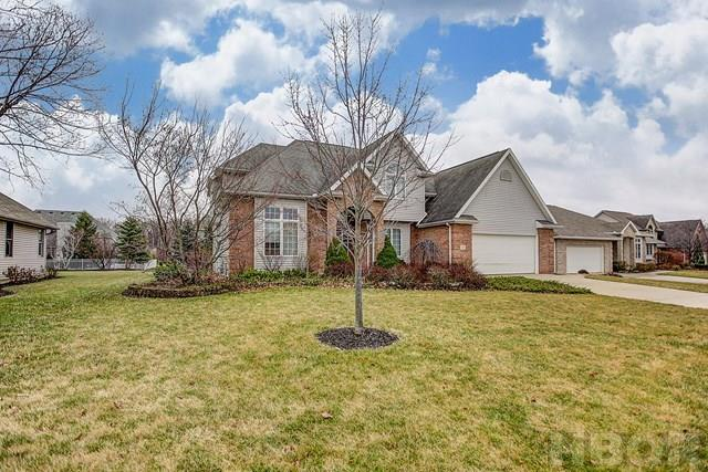 A ROONEY & ASSOC. LISTING! Take the 3D tour: http://whitta.link/741TimberviewDr  and then contact Brian (419-701-4040) or Kim (419-306-7823) for your personal tour. Great curb appeal with this Couchot built home in Lakeview Park. Double-sided fireplace, hickory floors, and black stainless appliances all nicely appoint the first floor. Large laundry/mud room with soaking sink. Separate office, and dining spaces. High ceilings with an open/split staircase and foyer. Four large bedrooms on the second floor with a bonus/play room attached to one of the bedrooms. Finished basement with fireplace, bar area, and a great built-in system to keep your A/V components hidden. Excellent, excellent storage space! Possession Negotiable.