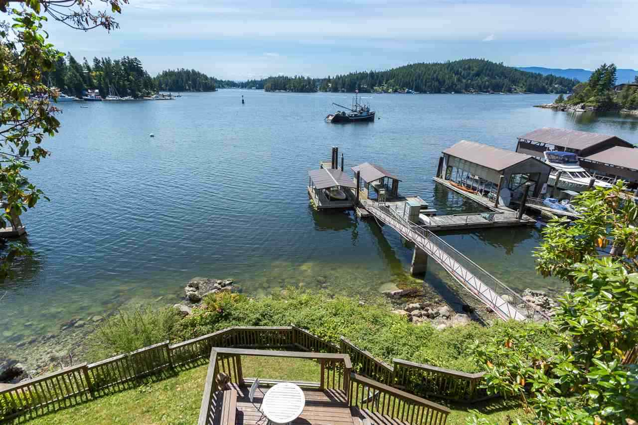 4836 SINCLAIR BAY ROAD, Pender Harbour, BC V0N 1S0